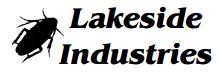 Lakeside Industries for all Pest Control and Lawn Chem Services. The best in environmental control.