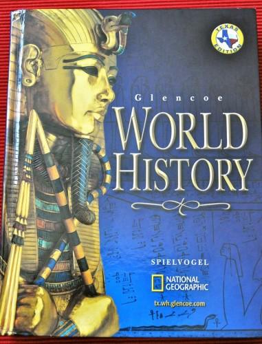 World History Textbook...